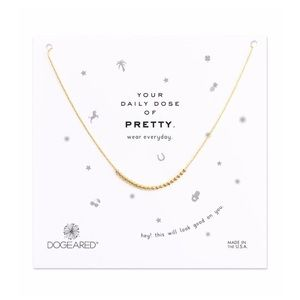 Your Daily Dose of Pretty Dogeared necklace